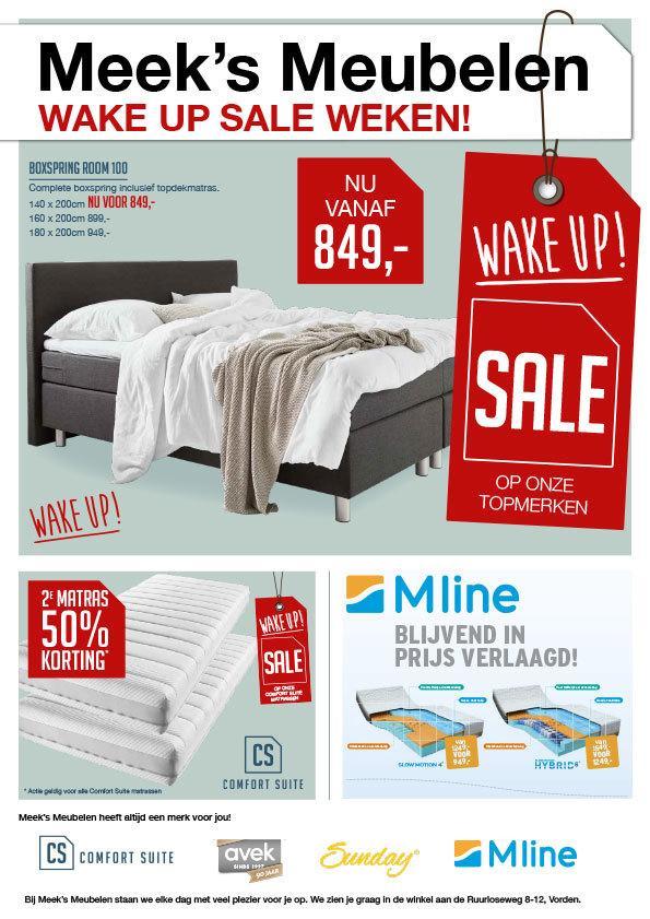 Comfort Suite | Slaapfolder