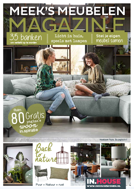 Inspirerend woonmagazine IN.HOUSE